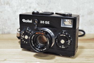 Rollei 35 SE Rollei-HFT 40mm F2.8