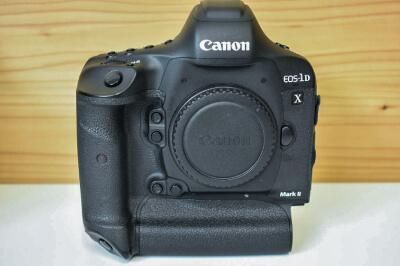 Canon EOS-1D X MarkII