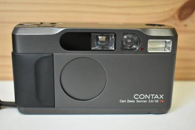 CONTAX T2 チタンブラック